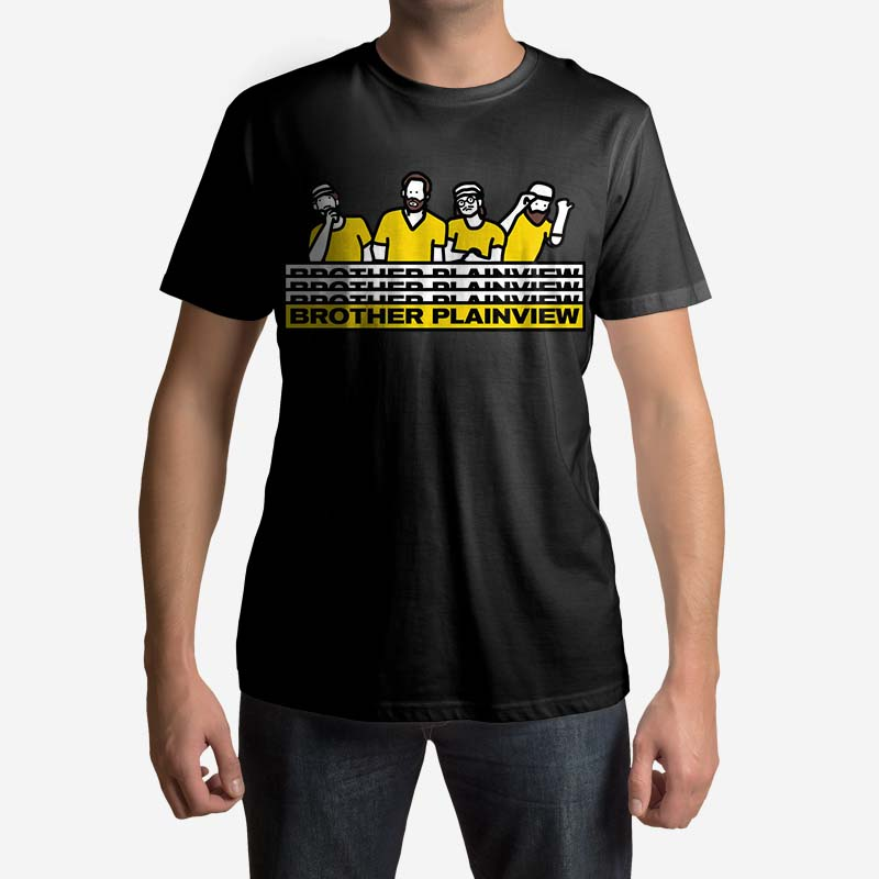 Brother Plainview 2.0 T-Shirt - Great Escape Edition