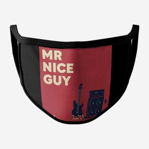 Mr Nice Guy - Face Mask