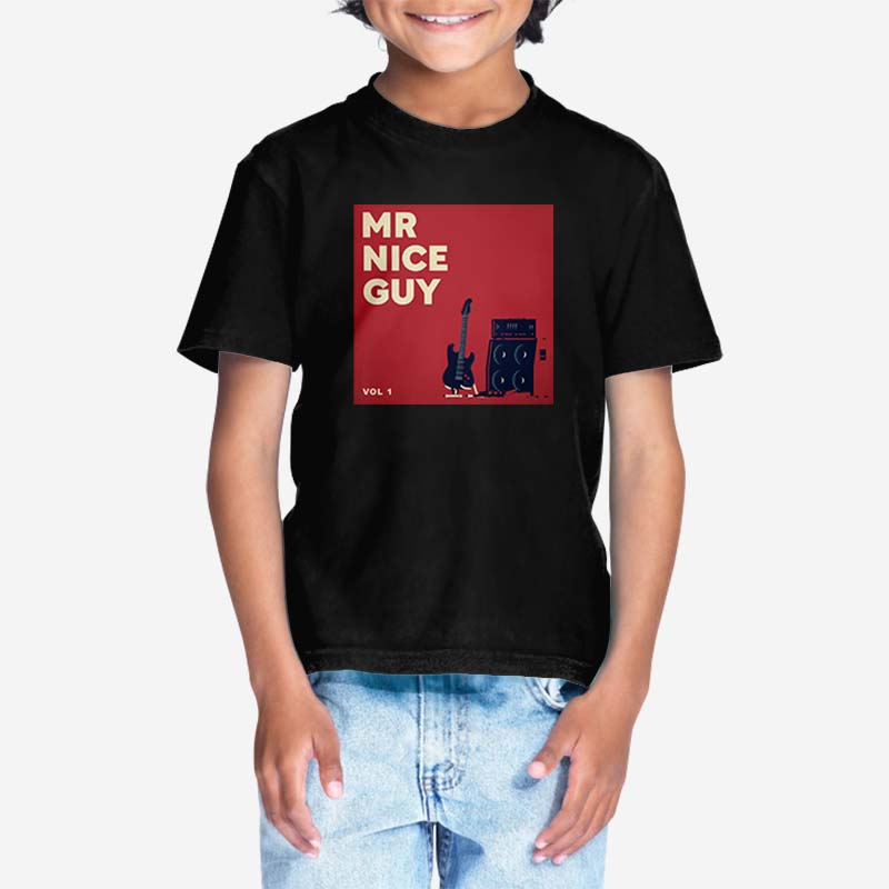 Mr Nice Guy - Kids T-Shirt