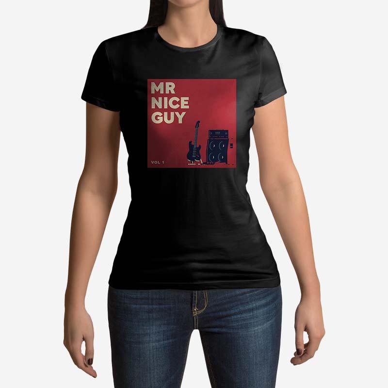 Mr Nice Guy - Women T-Shirt